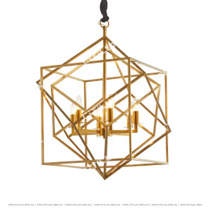 Geometric Shape Modern Chandelier Citilux