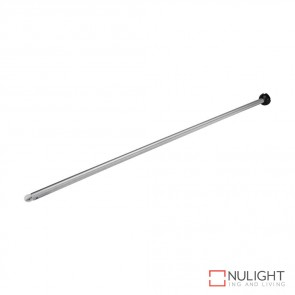Avatar 900Mm Extension Rod And Wiring Loom Silver Finish DOM