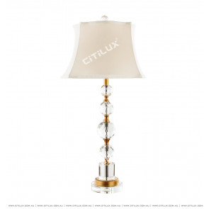 Crystal European Table Lamp Citilux