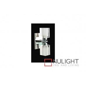 Cubo 2 Light G9 Wall Light VAM