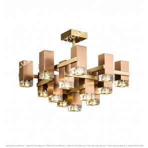 Geometric Crystal Chandelier Citilux