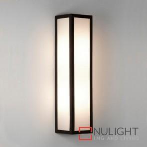 Salerno LED Textured Black 7868 AST