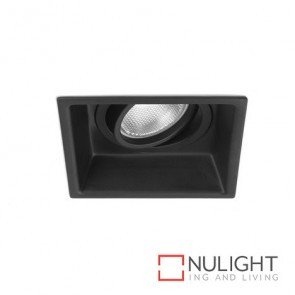 Minima Square Adjustable Matt Black 5796 AST