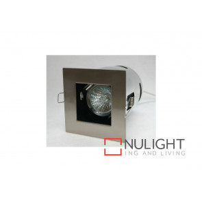 KOKO Downlight Square Satin Chrome VAM