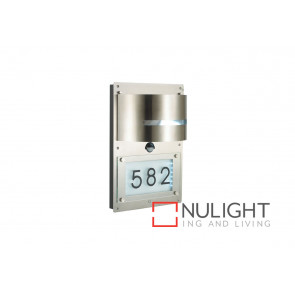 Stainless Steel Wall Light With Sensor VAM