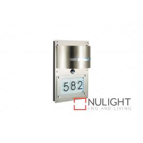 Stainless Steel Wall Light With Sensor VAM
