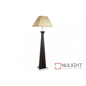 Archer Leather Floor Lamp VAM