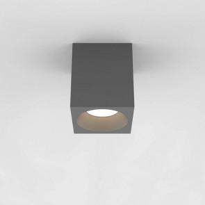 Kos Square 140 LED Textured Grey 1326021 Astro