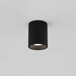 Kos Round 100 LED Textured Black 1326023 Astro