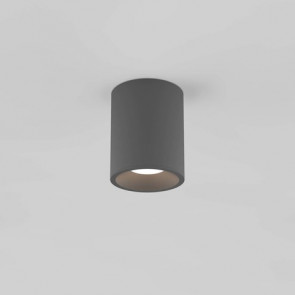 Kos Round 100 LED Textured Grey 1326024 Astro
