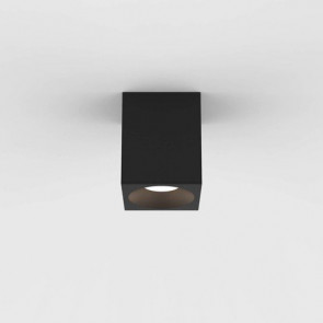 Kos Square 100 LED Textured Black 1326026 Astro
