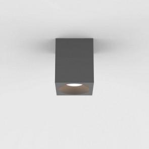 Kos Square 100 LED Textured Grey 1326027 Astro