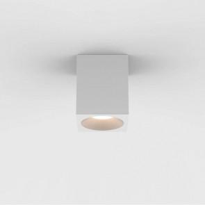Kos Square 100 LED Textured White 1326028 Astro