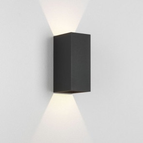 Kinzo 210 LED Textured Black 1398005 Astro