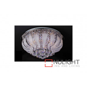 Stella 9075-50cm LED Flush Crystal Ceiling Light VAM