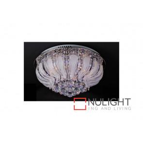 Stella 9075-50cm LED Flush Crystal Ceiling Light VAM