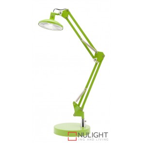 Dalton LED Desk Lamp Green MEC