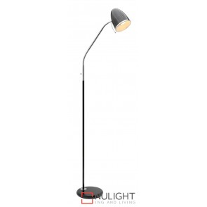 Sara Floor Lamp Black MEC