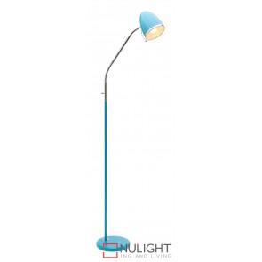 Sara Floor Lamp Blue MEC
