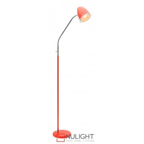 Sara Floor Lamp Orange MEC
