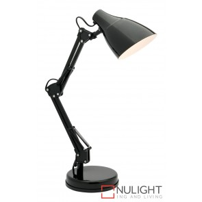 Ricco Desk Lamp Black MEC
