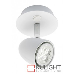 Villa 1 Light Spotlight with Switch MEC