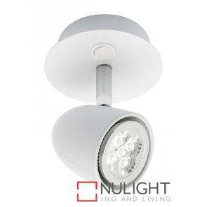 Villa 1 Light Spotlight with Switch MEC