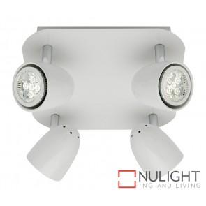 Villa 4Lt LED Spotlight Plate MEC