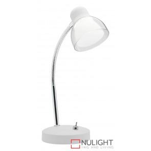 Davis  Table Lamp White MEC