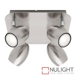 Monica 4 Light Spotlight Plate MEC