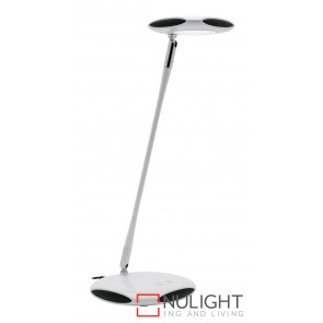 Scout LED Task Lamp Black MEC