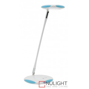 Scout LED Task Lamp Blue MEC