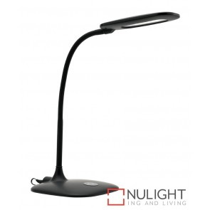 Bryce Led Task Lamp Black MEC