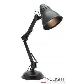 Vo Lighta Adjustable Task Lamp Black MEC