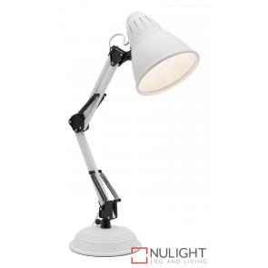 Vo Lighta Adjustable Task Lamp White MEC