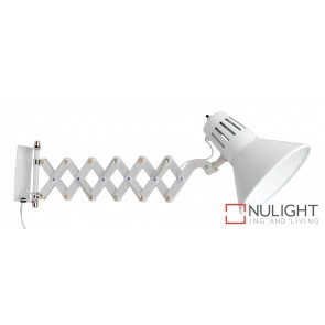 Job 7W LED Wall Extender Lamp White MEC