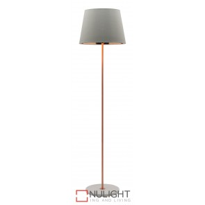 Kendall Floor Lamp Copper MEC