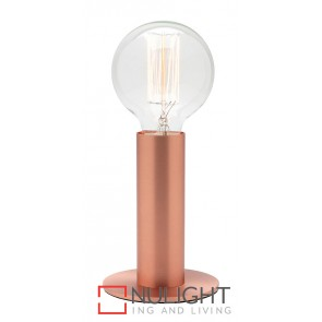 Ida Touch Table Lamp Copper MEC