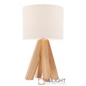 Darcy Table Lamp White MEC