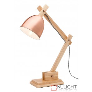 Winston Task Lamp Copper MEC
