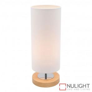 Brady Touch Table Lamp White MEC