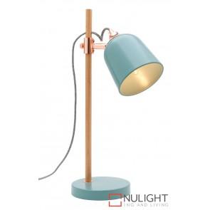 Cuba Table Lamp Duck Egg MEC