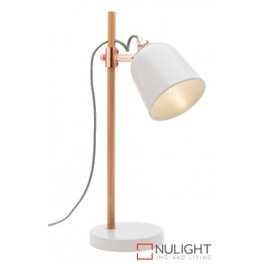 Cuba Table Lamp White MEC