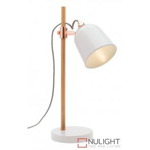 Cuba Table Lamp White MEC