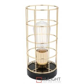 Harriet Table Lamp Black MEC