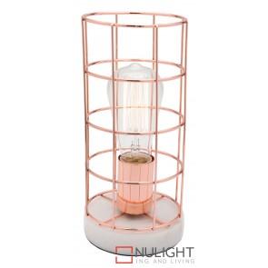 Harriet Table Lamp White MEC
