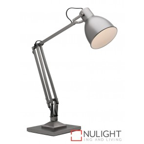 Ashton Task Lamp Pewter MEC