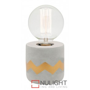 Picasso Table Lamp Z Pattern MEC