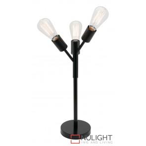 Pedro 3 Light Table Lamp MEC