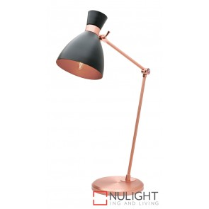 Jasper Table Lamp Copper MEC